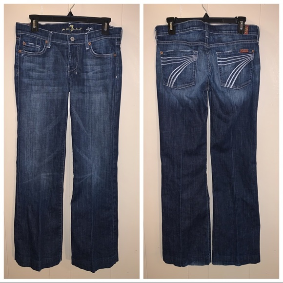 7 For All Mankind Denim - Seven jeans